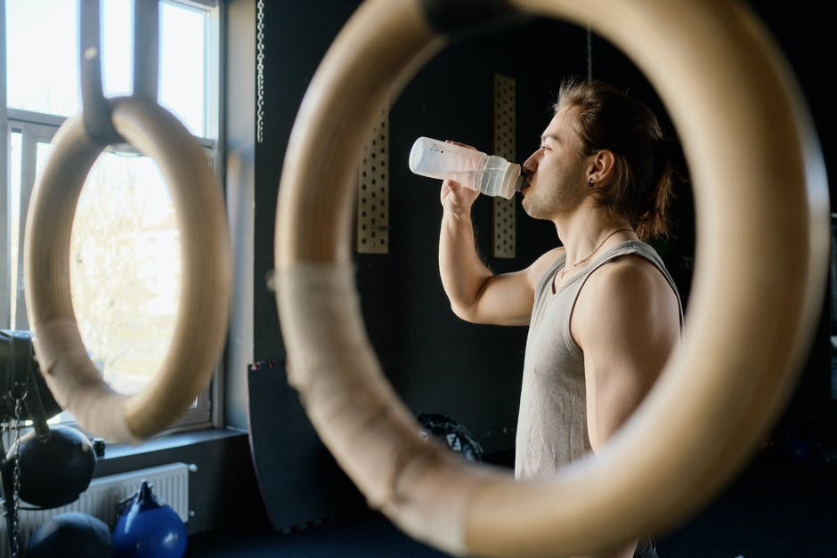 drink more water while exercising